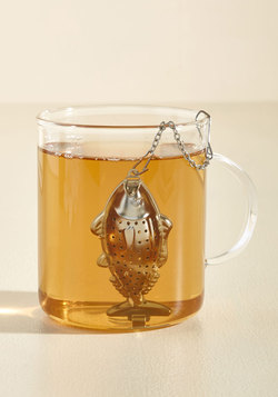 Swim in the Steep End Tea Infuser