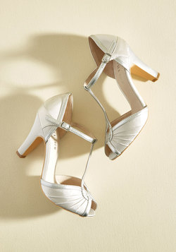 The Chance to Dance T-Strap Heel