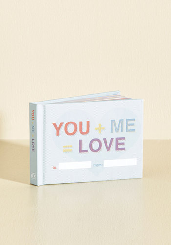 You Me = Love