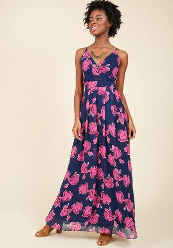 A Cordial Classic Maxi Dress