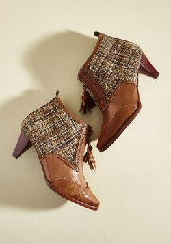 Wants and Tweeds Heel