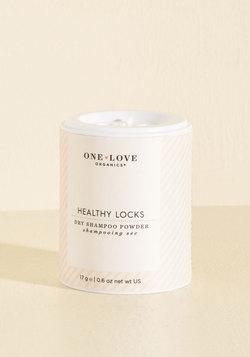 Traveling Tresses Dry Shampoo Powder
