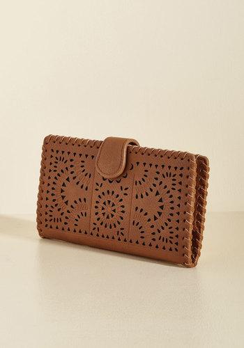 Adored Explorer Wallet - Brown, Tan, Work, Casual, Rustic, Winter, Better