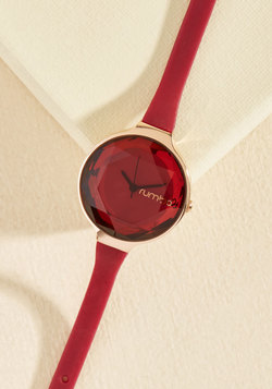 The Bevel Is in the Details Watch in Ruby