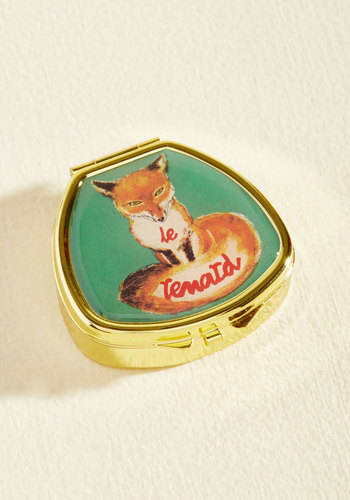 Kiss and Belle Lip Balm in Fox - Multi, Casual, Cocktail, Girls Night Out, Vintage Inspired, Good, 40s, 50s, Variation, Gifts2015, Gals
