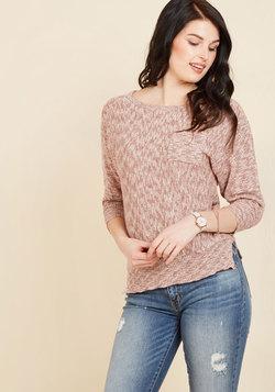 Comfort of Your Roam Sweater