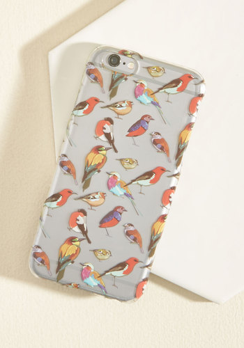 Eyes Like a Flock iPhone 6/6s Case