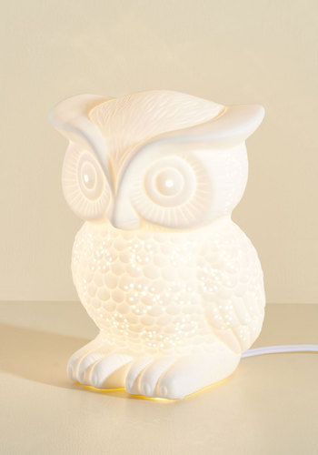 Nocturn-owl Lifestyle Lamp