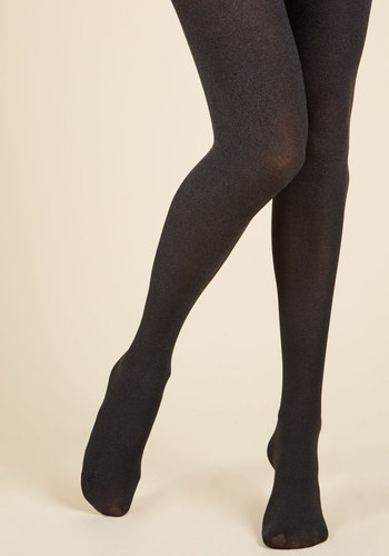 Shimmer of Hope Tights - Black, Gold, Solid, Special Occasion, Good, Mixed Media
