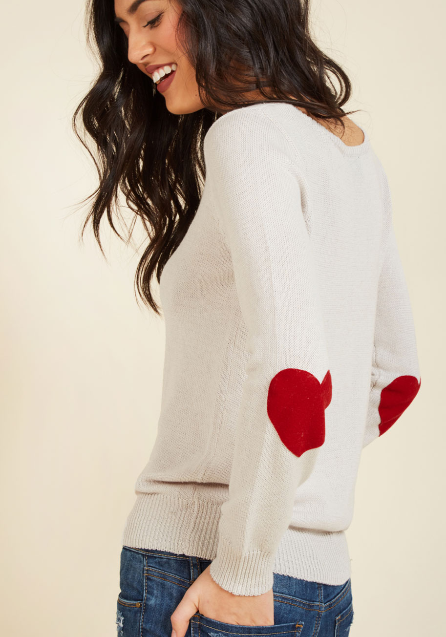 Retro Vintage Sweaters Were Young at Heart Sweater $49.99 AT vintagedancer.com