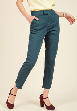 Delighted Foresight Pants in Dusk