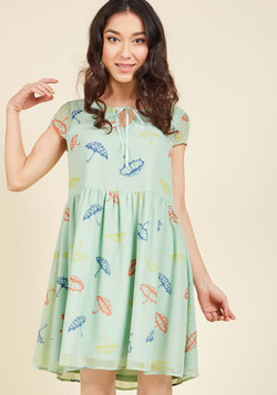 Fun With Fab On Top Easy Fit Dress