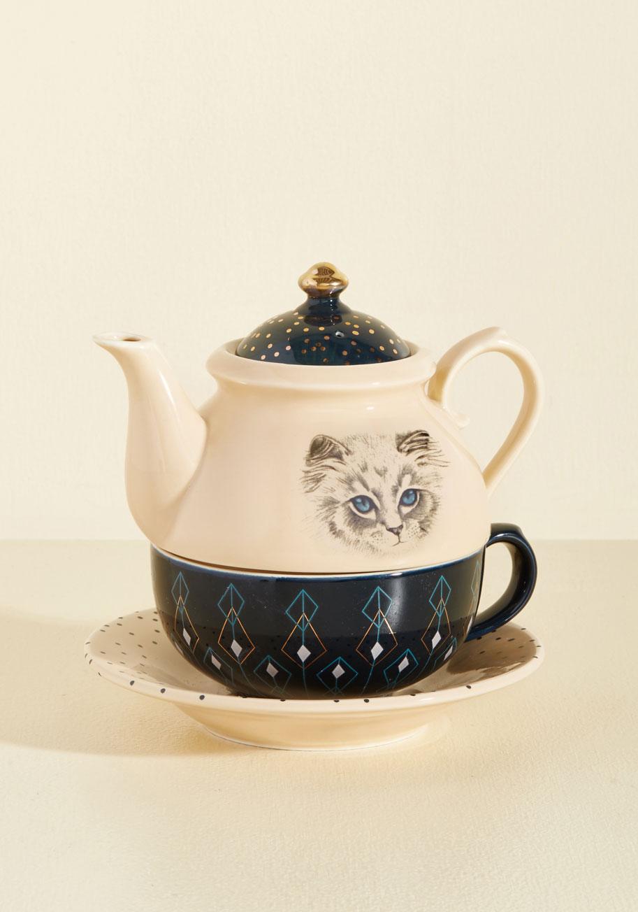 Claws Celebre Tea Set