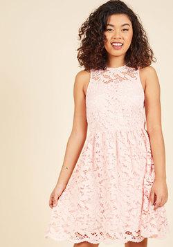 Delightful Meets Divine Lace Dress