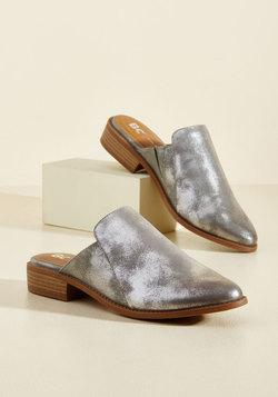 Sophisticated Shine Slip-On Loafer