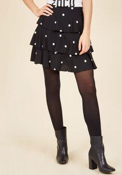 Motivated Moxie Mini Skirt