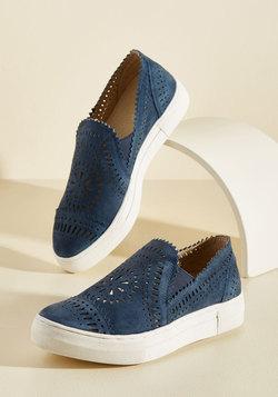 So Nice Suede Slip-On Sneaker