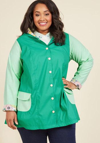 Forecast Fascination Raincoat