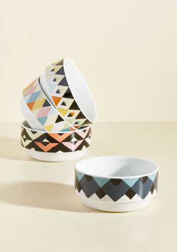 Appeals to My Palette Bowl Set - Small