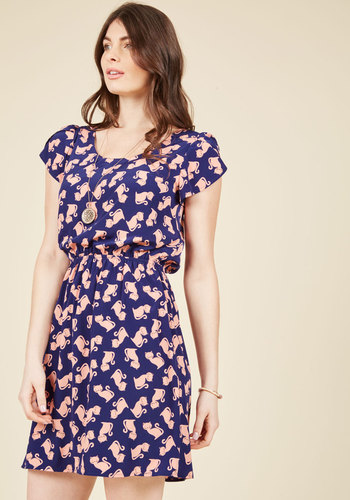 Oh My Gosh A-Line Dress