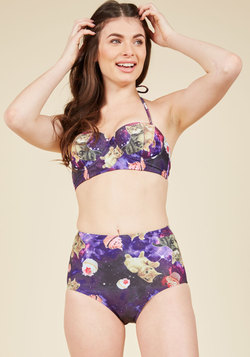 Know an Eccentric or Two Swimsuit Bottom
