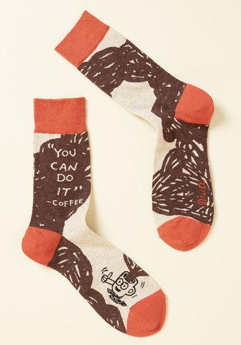 Joe, Team, Go! Men's Socks