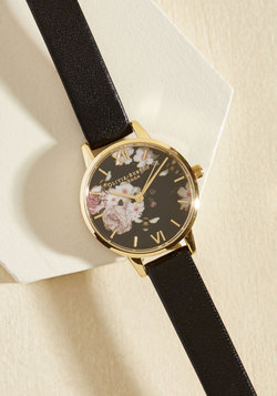 Perennially Punctual Watch - Midi