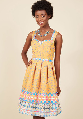 1960s Plus Size Dresses & Retro Mod Fashion Tights for Every Occasion in Mustard $119.99 AT vintagedancer.com