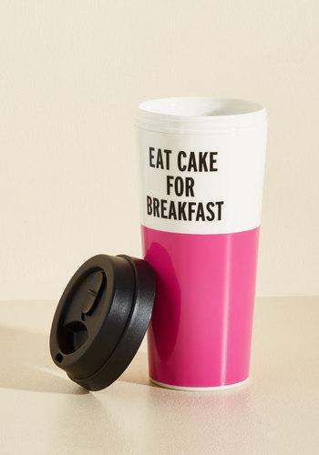 Niche Nutritionist Travel Mug