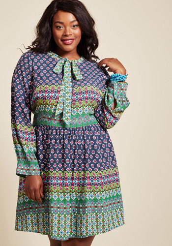 1960s Style Dresses- Retro Inspired Fashion Most Delightful to Date Shirt Dress $89.99 AT vintagedancer.com