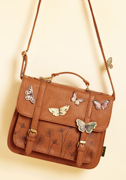 I'd Like to Mariposa Question Bag