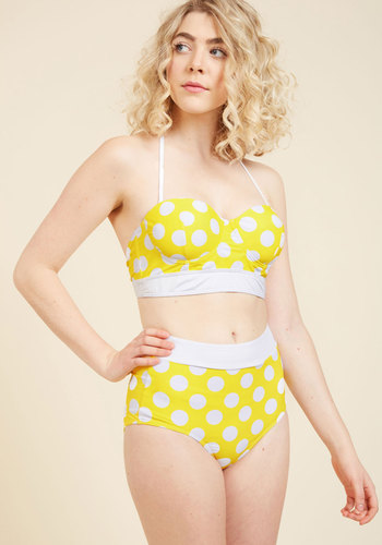 1960s Style Swimsuits Sunlight Showcase Swimsuit Top $49.99 AT vintagedancer.com