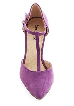 Get It, Got It, Go-See Heel in Lavender