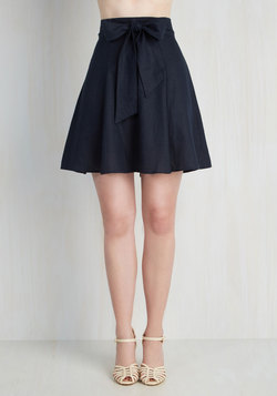 Musee Matisse Skirt in Navy